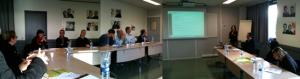 Magali Lacoste présente les opportunités de formation de la plasturgie