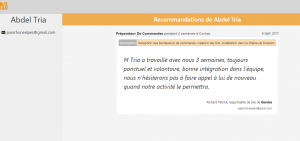 Pass Rhone Alpes -Recommandation MA RECO